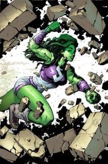 Una señora verde sin complejos